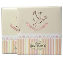 LUVA BATISMO ROSA 15x21\ 20x25